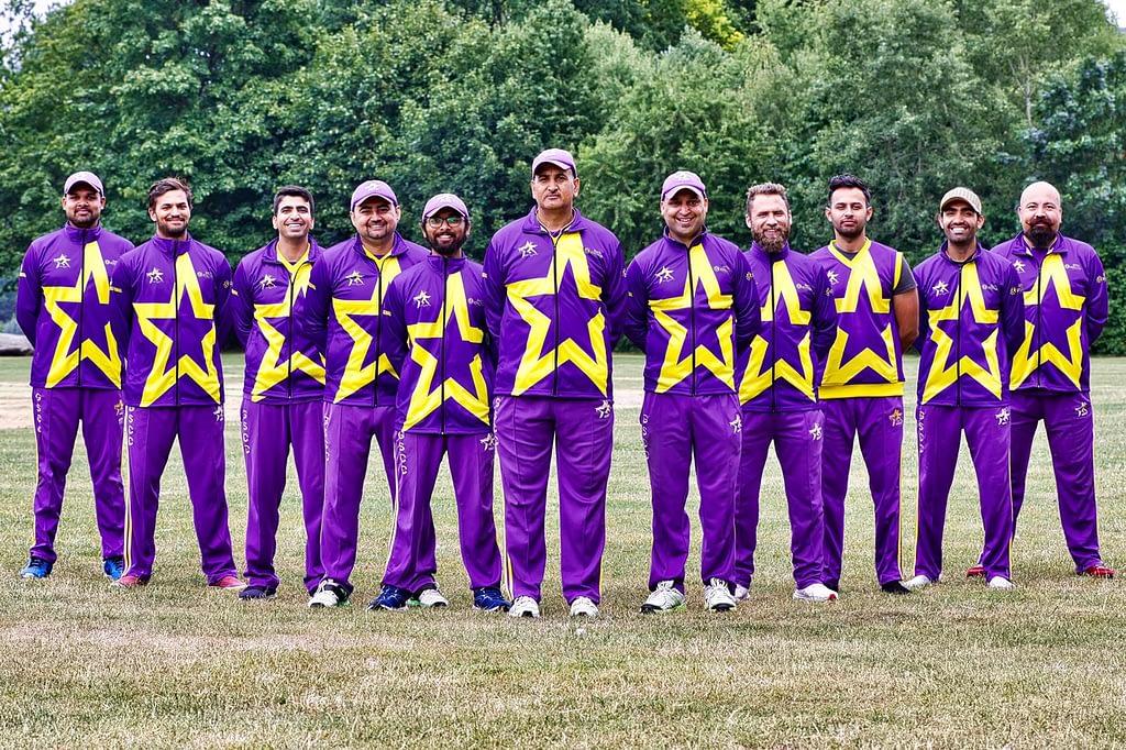 Cricket Team in Bonn, Germany