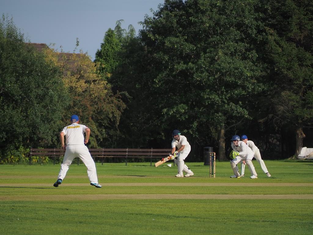 was ist cricket?